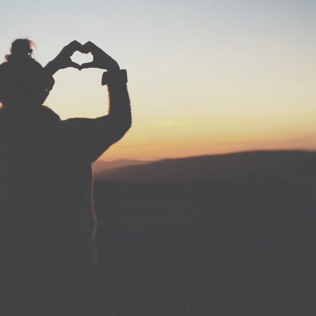 Love Is In Your Heart, Protect It With Your Mind