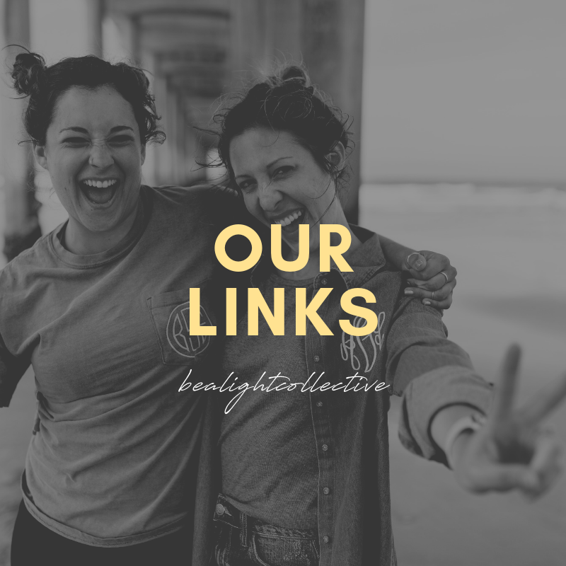 our links on be a light