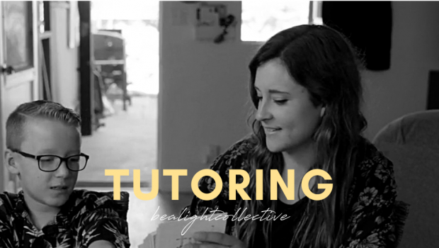 Tutoring Services, Be A Light Collective