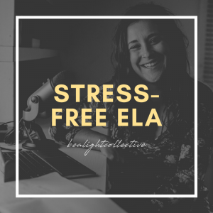 stress-free ELA virtual course