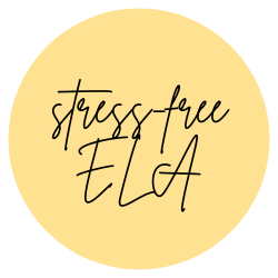 stress-free ELA- Be A Light Collective
