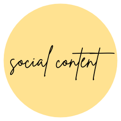 Social Content - Be A Light Collective