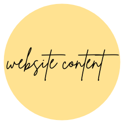 Website Content - Be A Light Collective